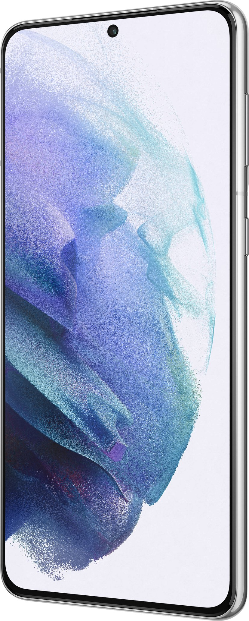 Samsung Galaxy S21+ 5G 128GB Kaksois-SIM Haamun hopea