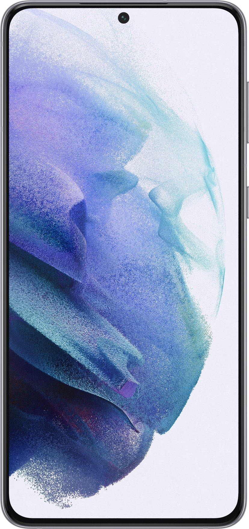 Samsung Galaxy S21+ 5G 128GB Dual-SIM Phantom silver