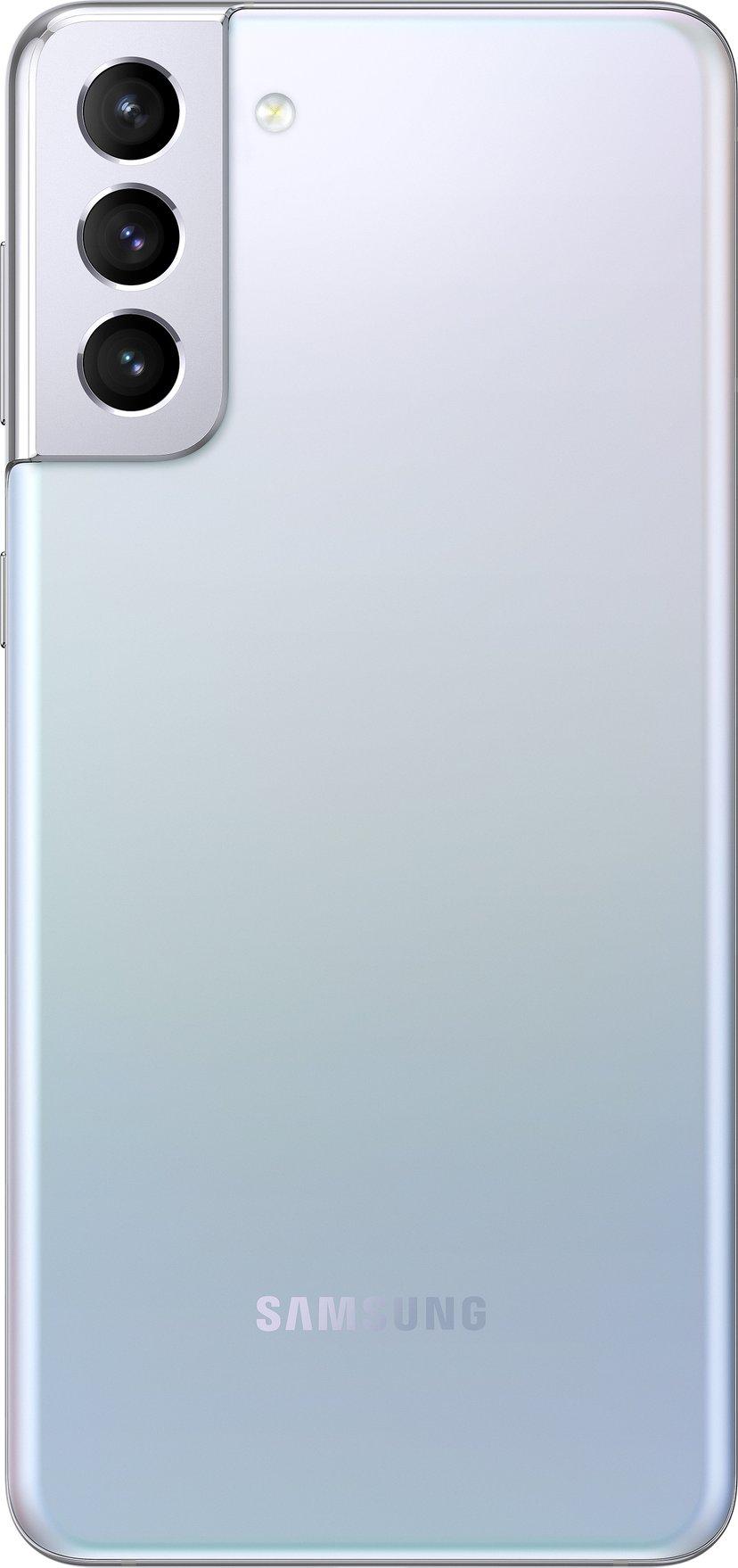 Samsung Galaxy S21+ 5G 256GB Dual-SIM Fantomsilver