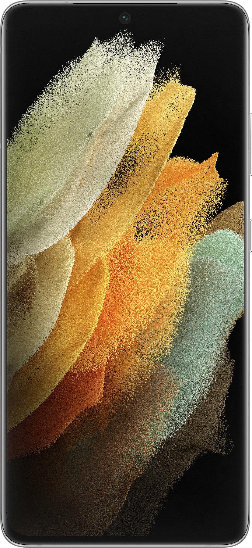 Samsung Galaxy S21 Ultra 5G 256GB Dual-SIM Phantom silver