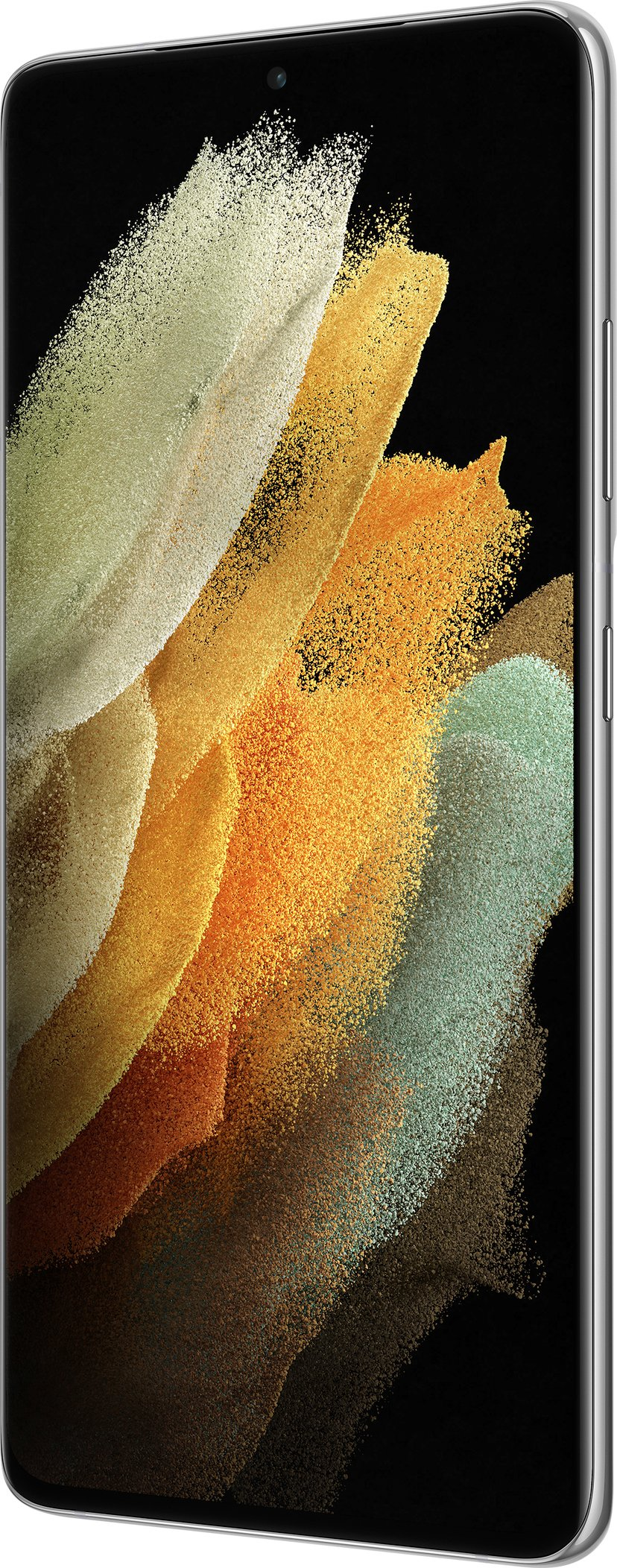 Samsung Galaxy S21 Ultra 5G 512GB Kaksois-SIM Haamun hopea