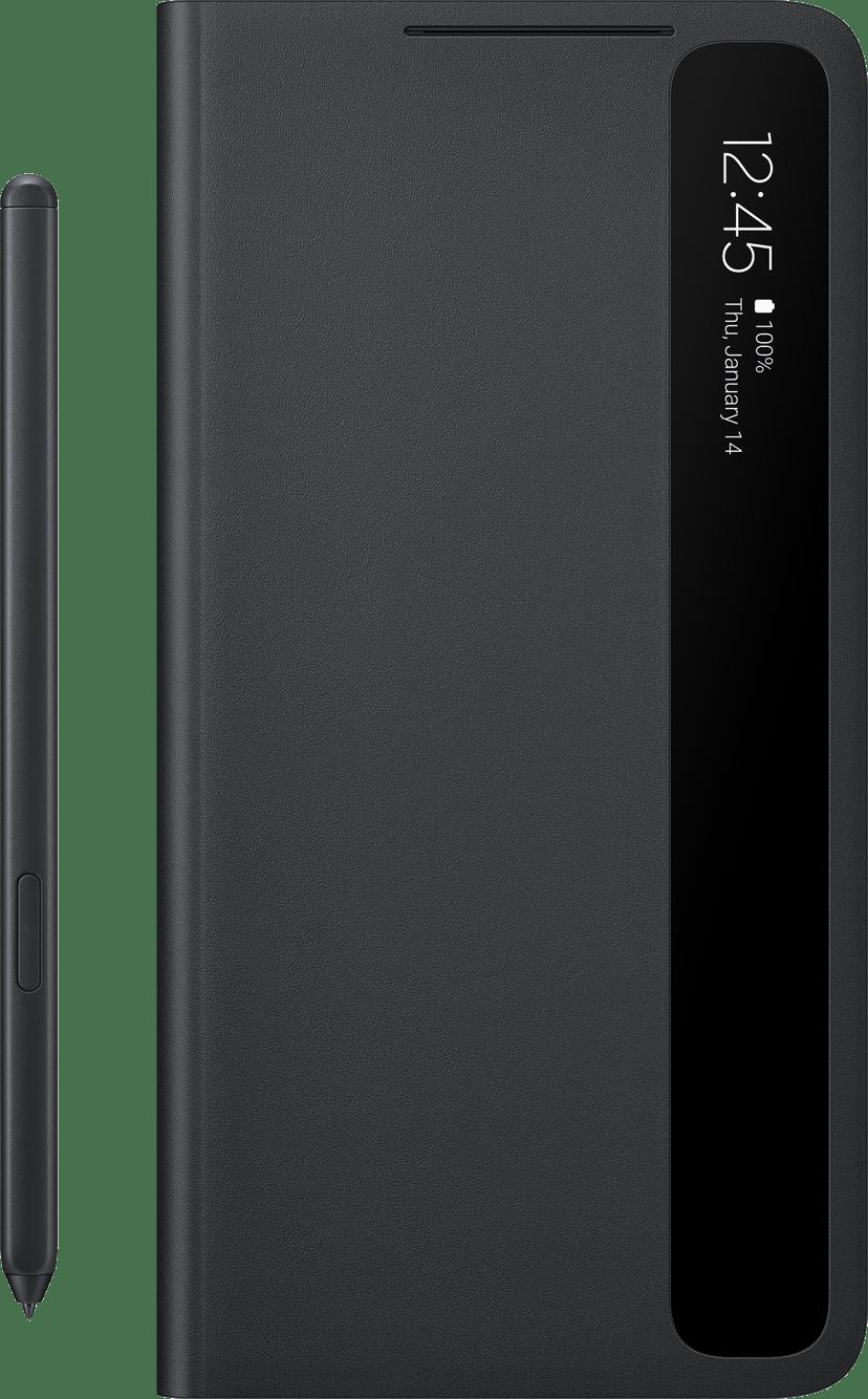 Samsung Smart Clear View Cover S-Pen EF-ZG99P Samsung Galaxy S21 Ultra Svart