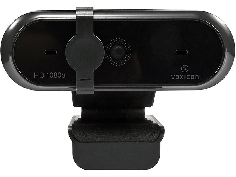 Voxicon Full HD 1920 x 1080 Webbkamera Svart