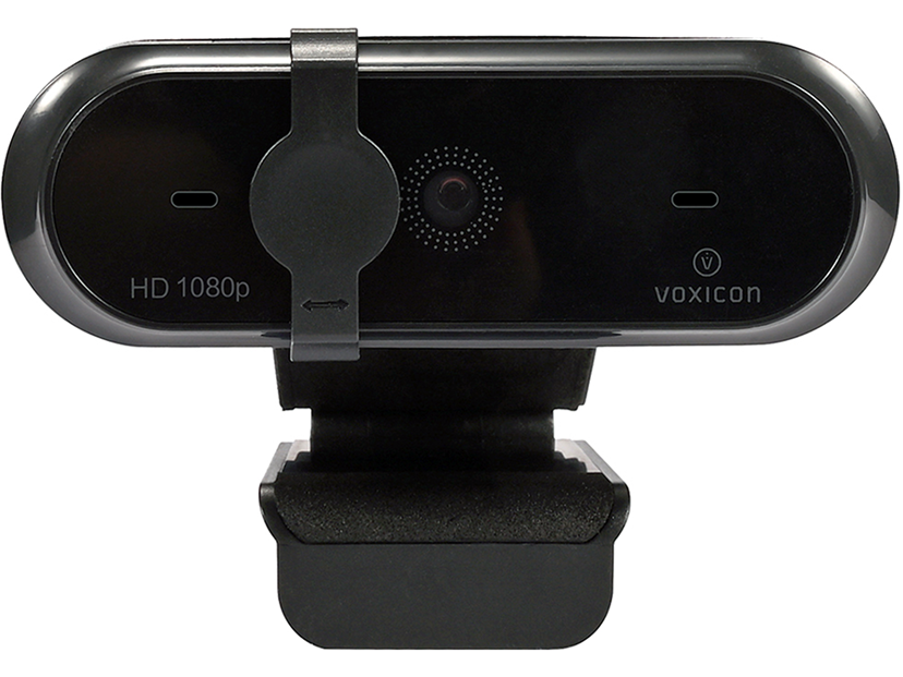 Voxicon Full HD 1920 x 1080 Webcam Sort