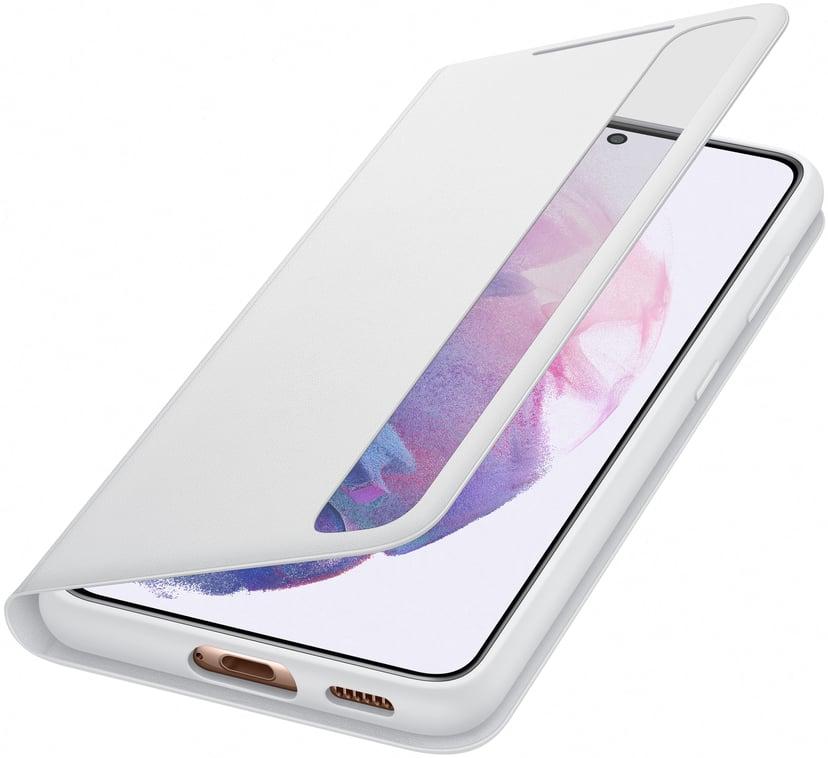 Samsung Smart Clear View Cover EF-ZG991 Samsung Galaxy S21 Harmaa