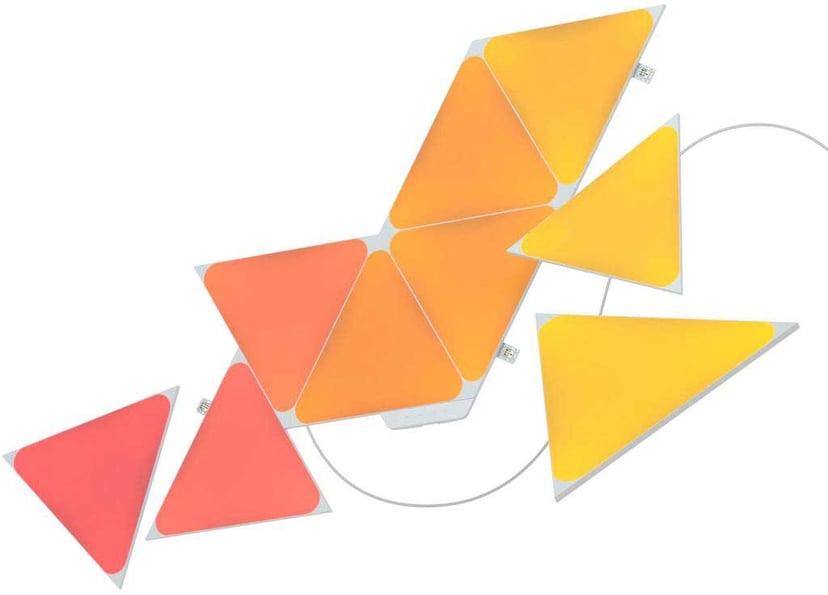 Nanoleaf Shapes Triangles Starter Kit - 9 Panels