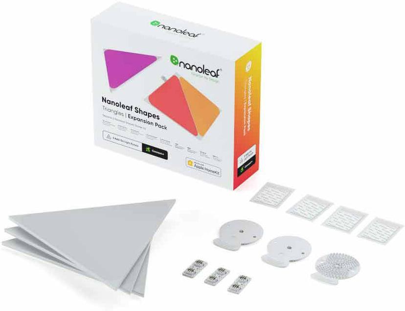 Nanoleaf Shapes Triangles Expansion Pack - 3 Panels