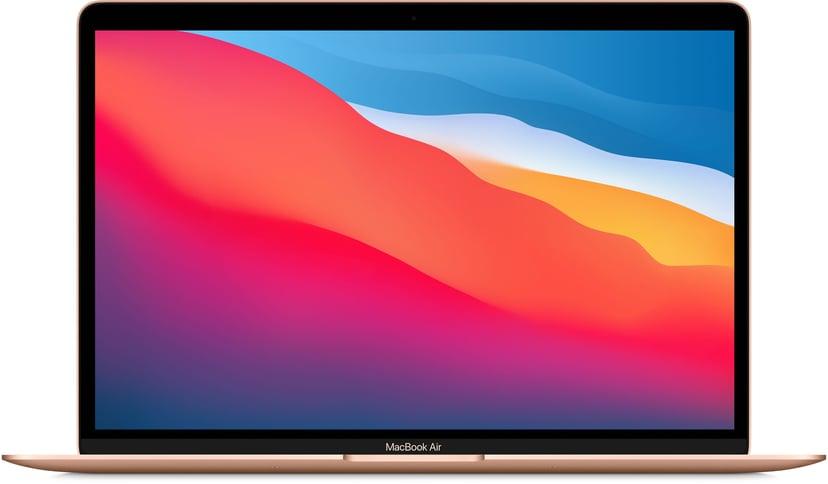 "Apple MacBook Air (2020) Guld M1 8GB 256GB SSD 13.3"""