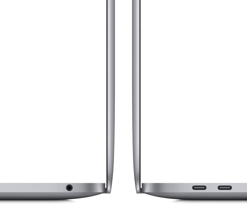 "Apple MacBook Pro (2020) Rymdgrå M1 16GB 256GB SSD 13.3"""