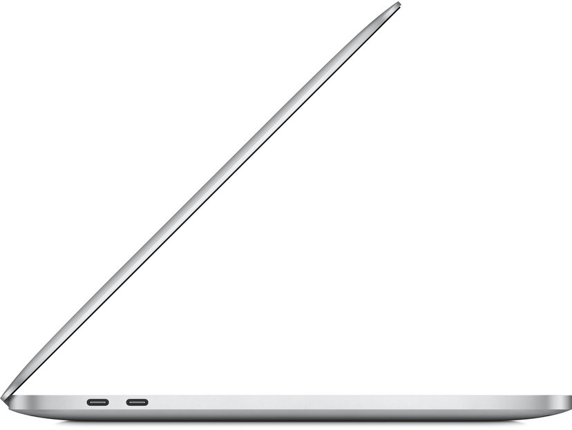 "Apple MacBook Pro (2020) Silver M1 16GB SSD 256GB 13.3"""