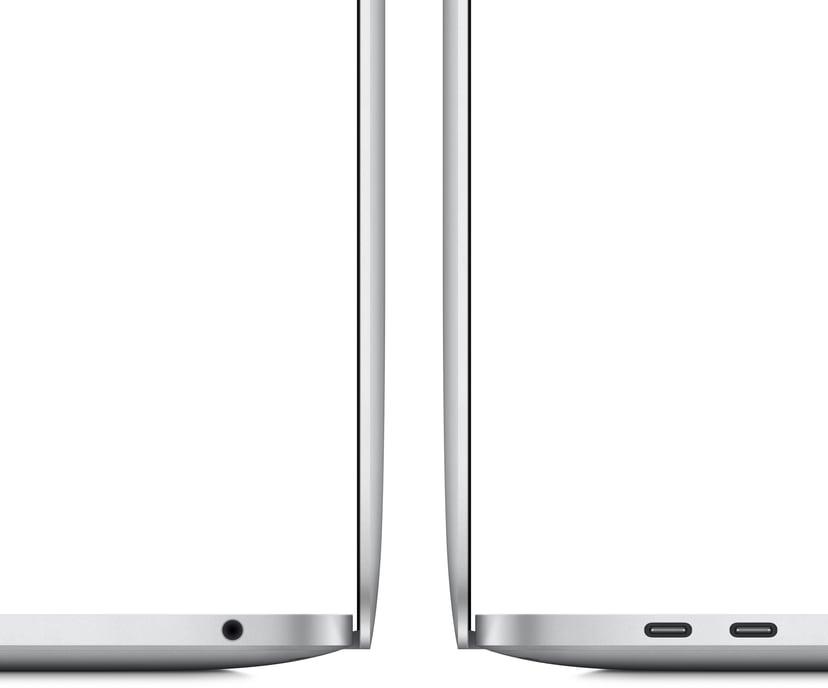 "Apple MacBook Pro (2020) Silver M1 16GB SSD 512GB 13.3"""