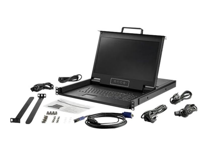 Startech Rackmount KVM Console HD 1080p
