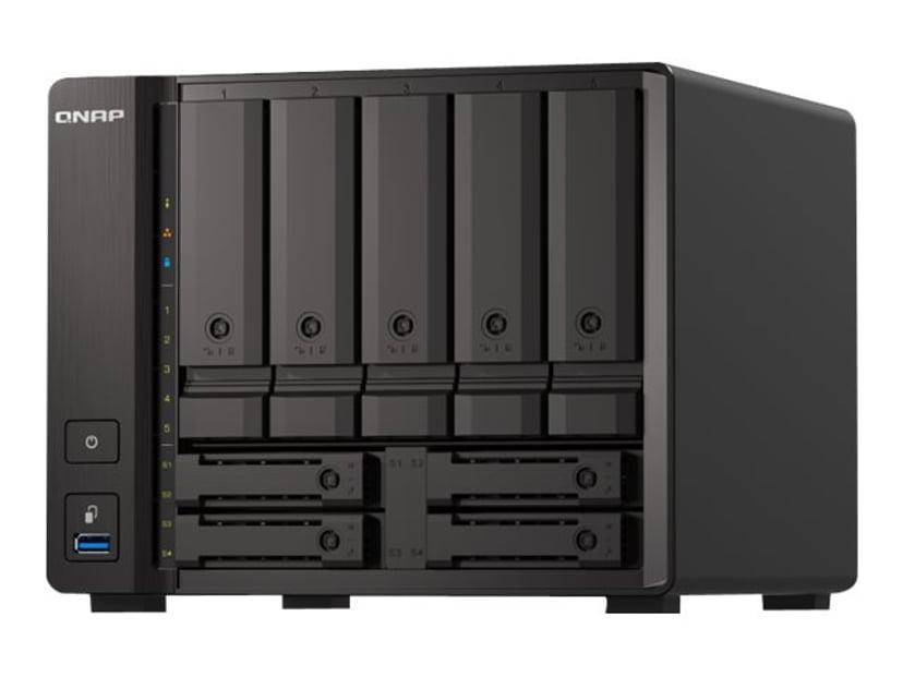 QNAP TS-H973AX-8G 0TB NAS-server