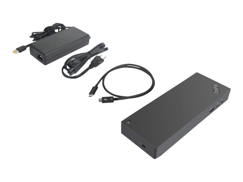 Lenovo ThinkPad Thunderbolt 3 Dock Gen2 #demo