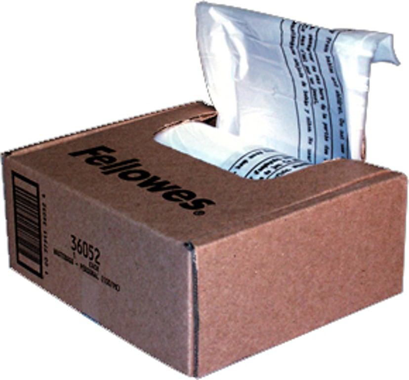 Fellowes Avfallspose 30L 100st - Dokumentförstörare