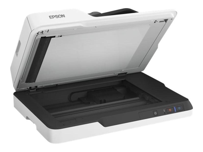 Epson WorkForce DS-1630 #demo