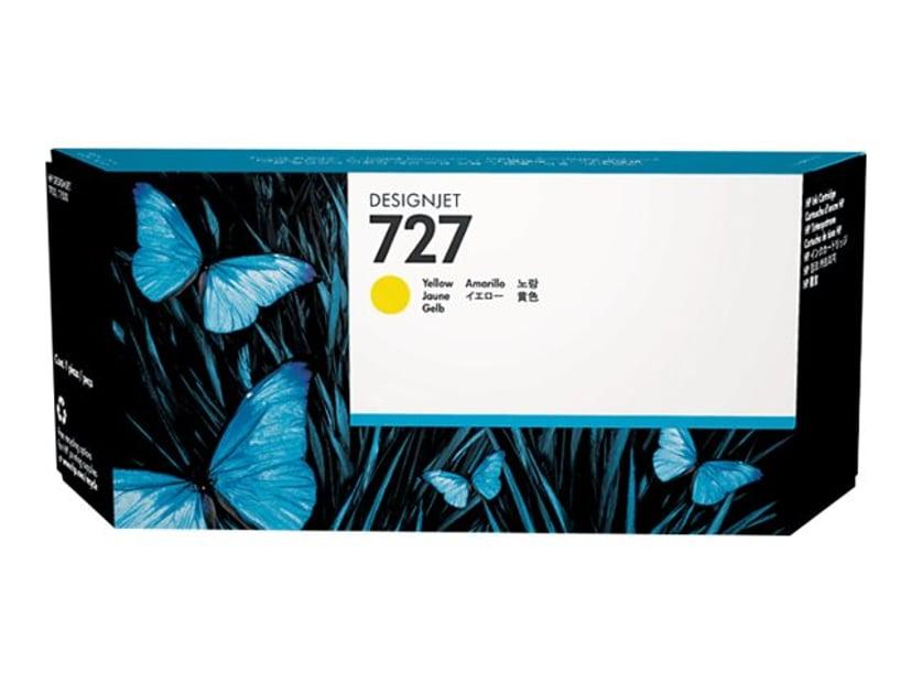 HP Blekk Gul 727 300ml - DJ 1530
