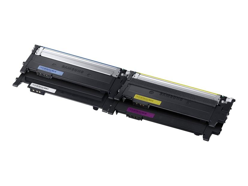 HP Samsung Toner Rainbow Kit (B/C/M/Y) CLT-P404C
