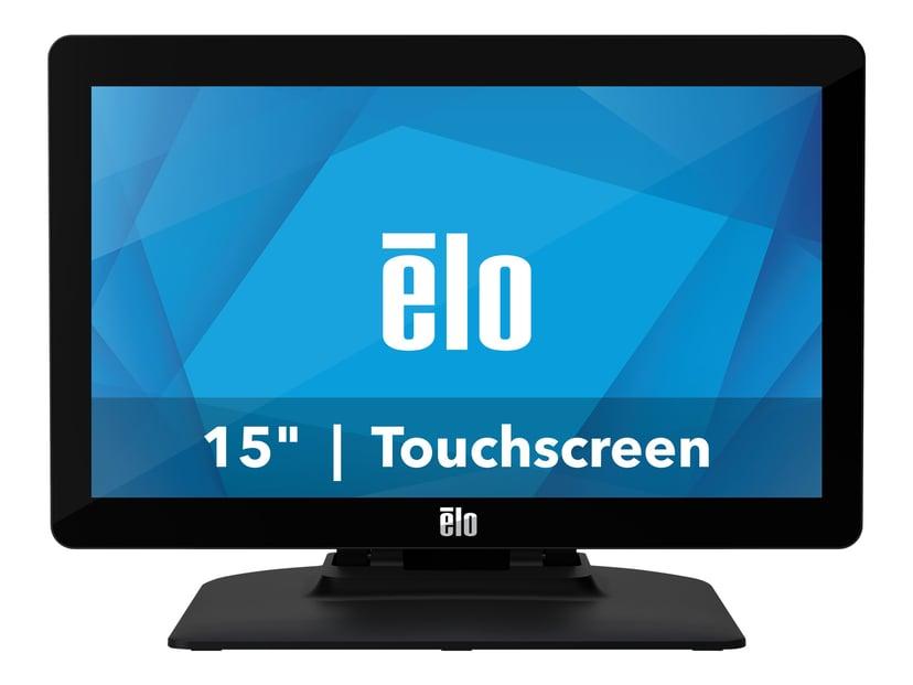 "Elo 1502L 15.6"" Wide LCD FHD Proj Cap 10-Touch Black"