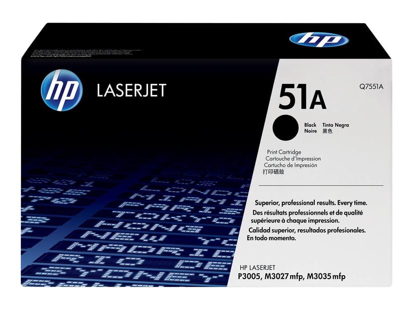 HP Toner Sort 6.5K - Q7551A