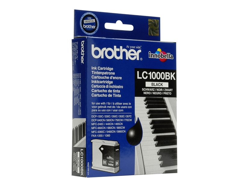 Brother Muste Musta 500 Pages - DCP-540CN