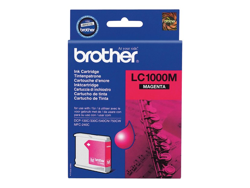 Brother Blæk Magenta 400 Pages - DCP-540CN