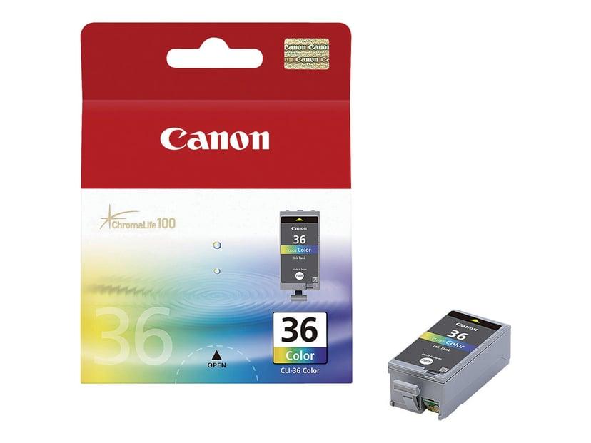 Canon Muste Väri CLI-36 - MINI 260
