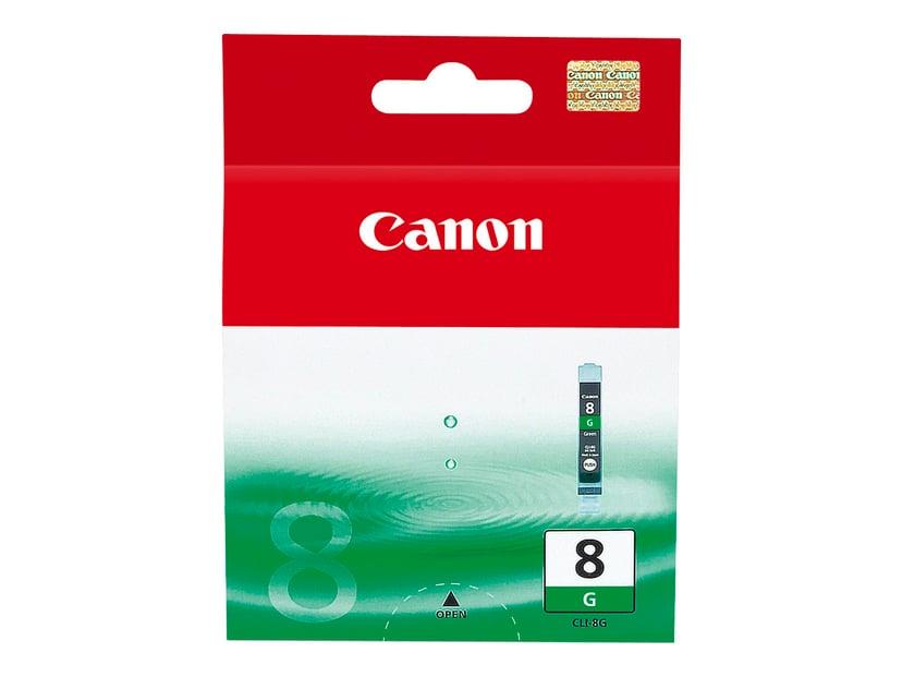 Canon Blekk Grønn CLI-8G