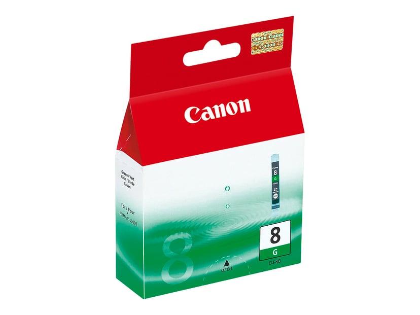 Canon Muste Vihreä CLI-8G