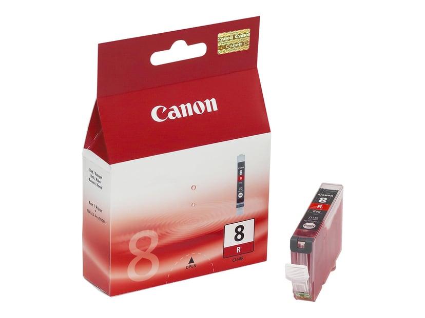Canon Blæk Rød CLI-8R