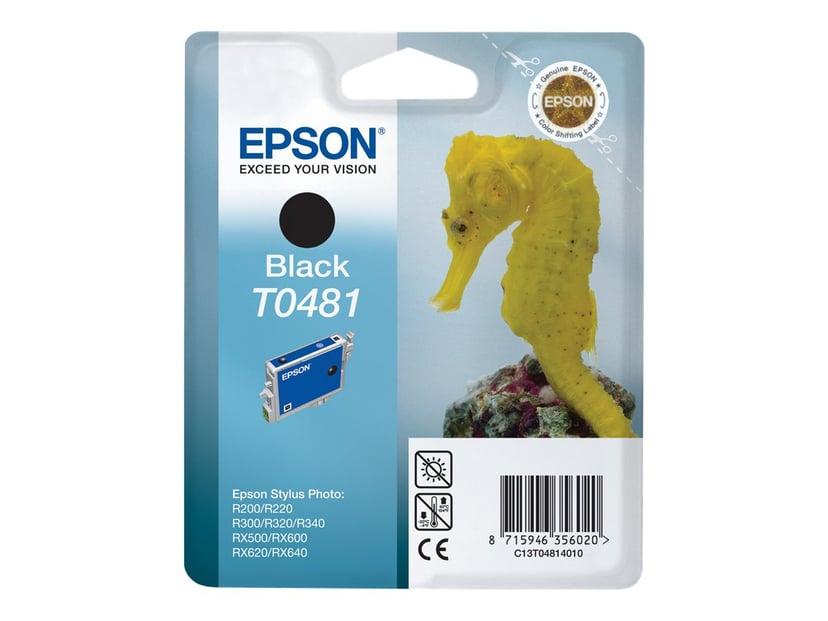 Epson Blæk Sort T048 - R300