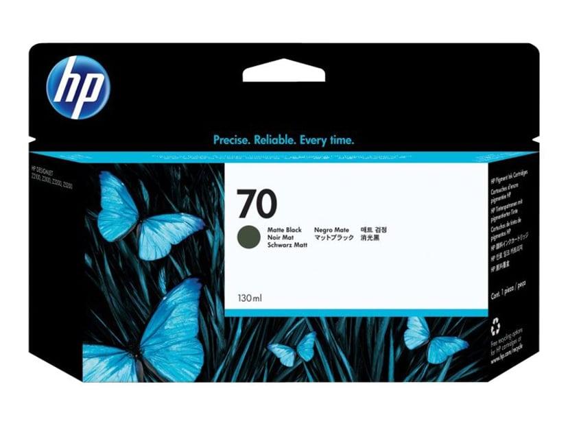 HP Muste Matta Musta No.70 - DJ Z2100