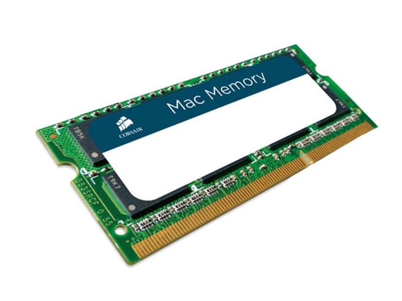 Corsair Mac Memory Hukommelse 4GB 1,066MHz DDR3 SDRAM SO DIMM 204-PIN