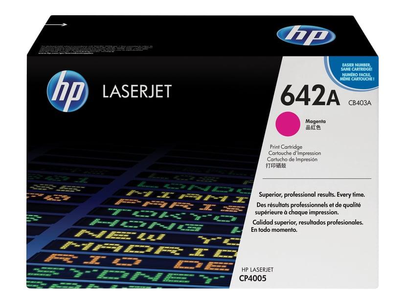 HP Värikasetti Magenta 7.5K - CB403A