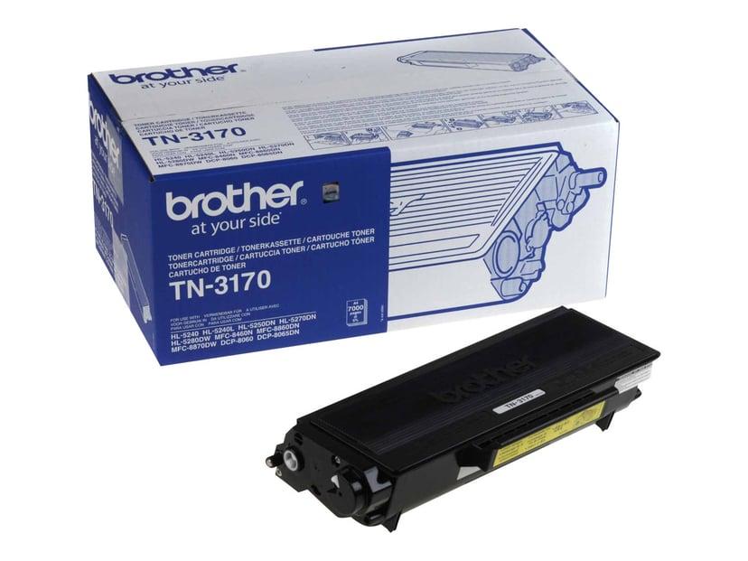 Brother Värikasetti Musta - MFC-8870