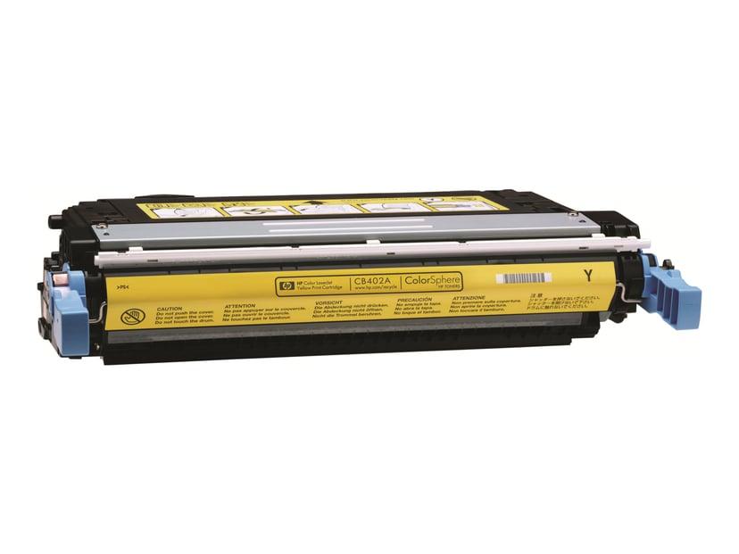 HP Värikasetti Keltainen 7.5K - CB402A