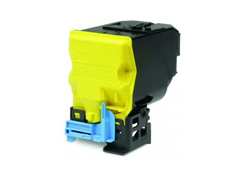 Epson Värikasetti Keltainen 6k - AL-C3900DN/CX37