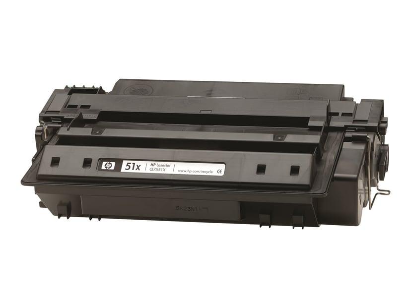 HP Toner Svart 13K - Q7551X