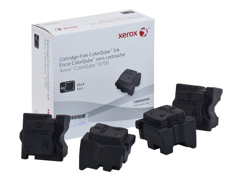 Xerox Bläck SOLID 2X Svart 9K - CQ 8700/8900