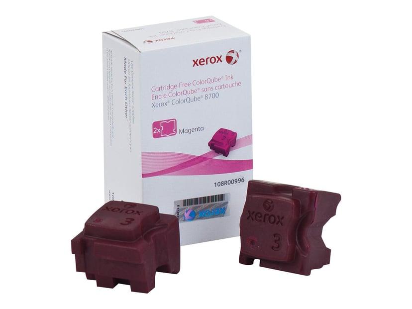 Xerox Bläck SOLID 2X Magenta 4,2K - CQ 8700/8900