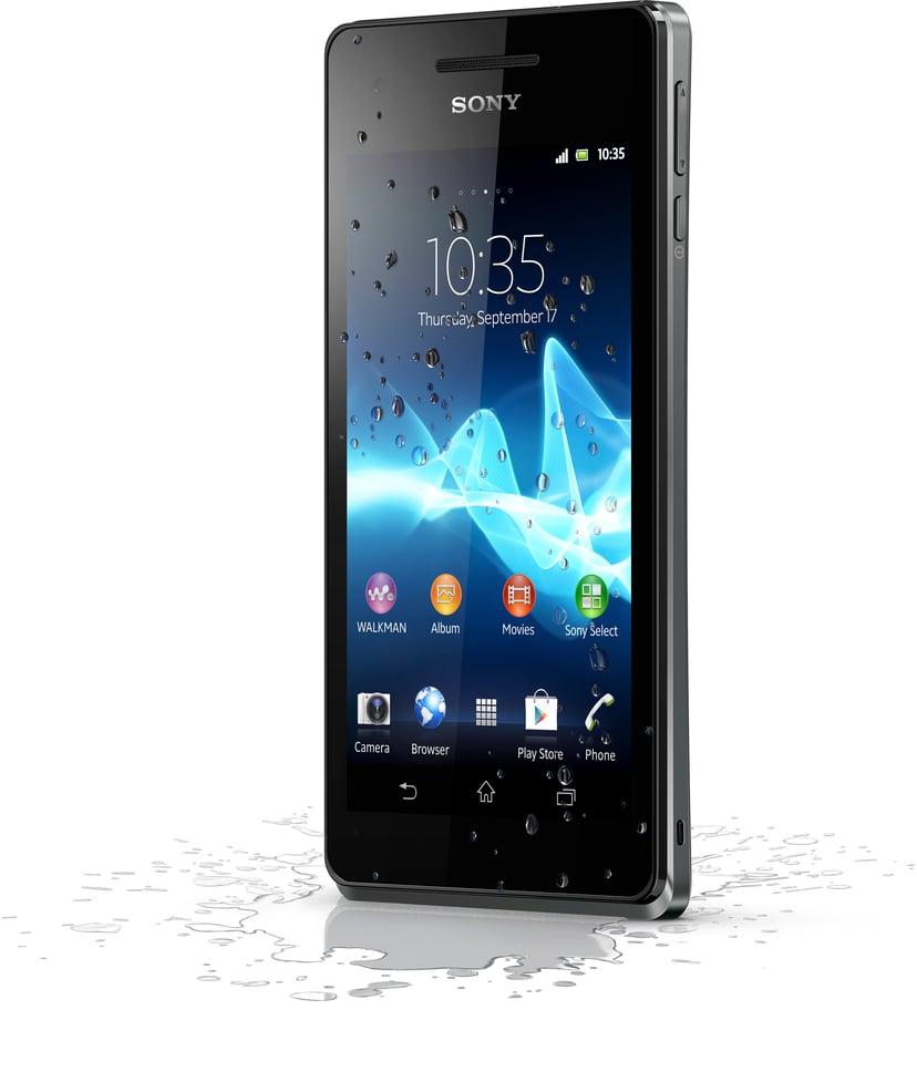 Sony XPERIA V 8GB Svart
