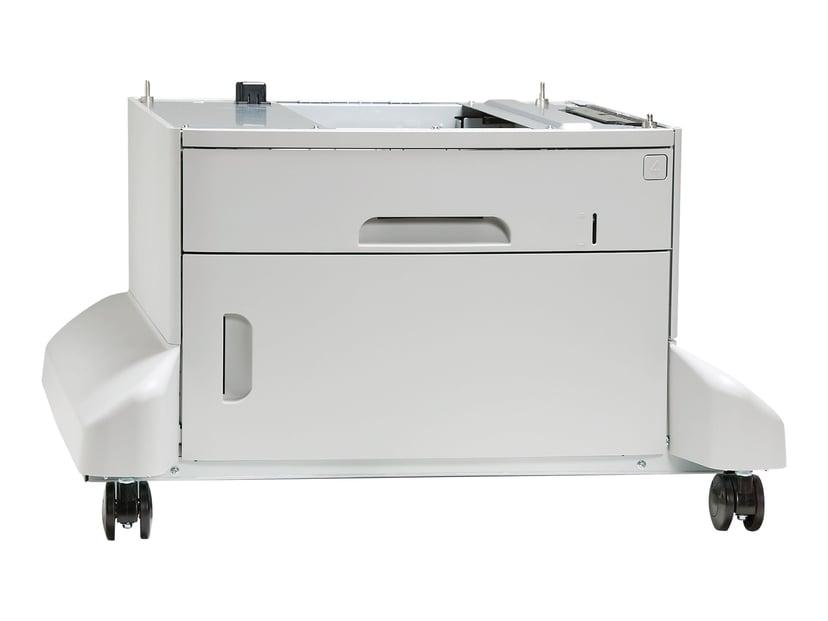 HP Tulostinjalusta paperilaatikoiden kanssa