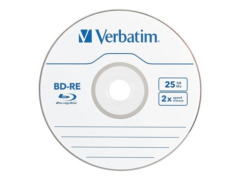 Verbatim BD-RE x 5 25GB