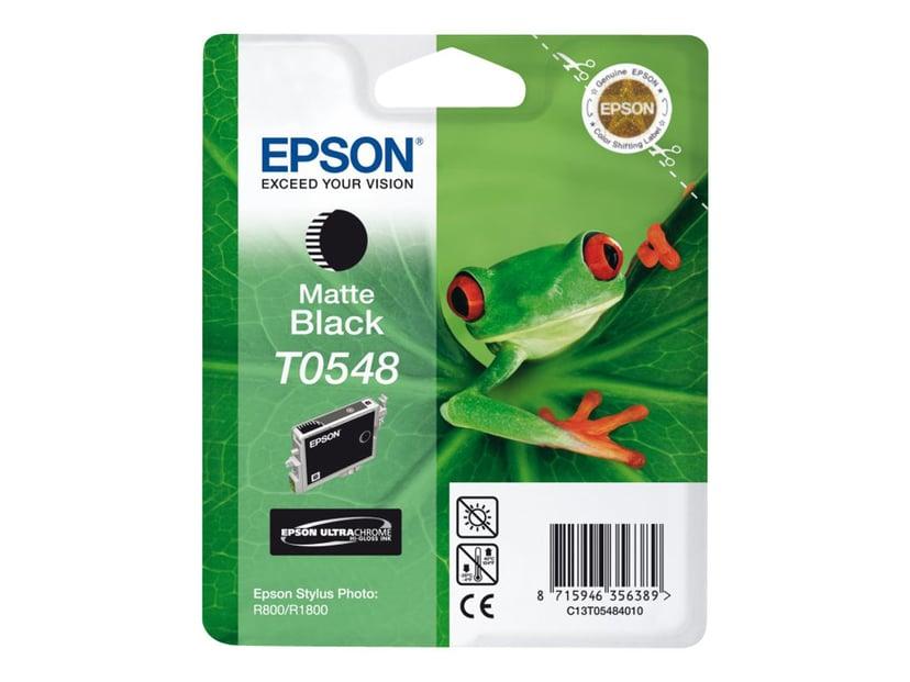 Epson Muste Matta Musta - STYLUS Kuva R800