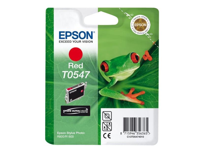Epson Muste Punainen STYLUS Kuva R800