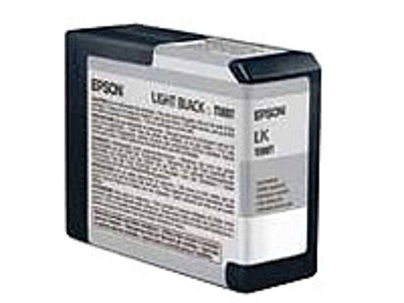 Epson Muste Harmaa T5807 - PRO 3800