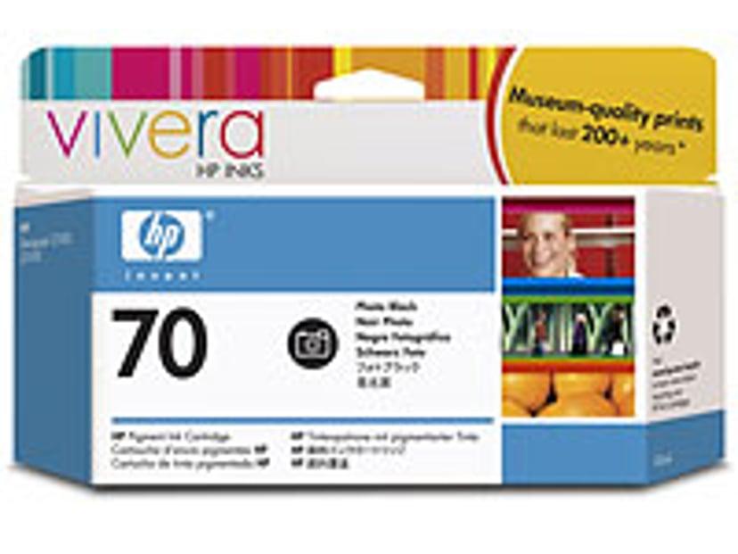 HP Bläck Foto Svart No.70 - DJ Z2100