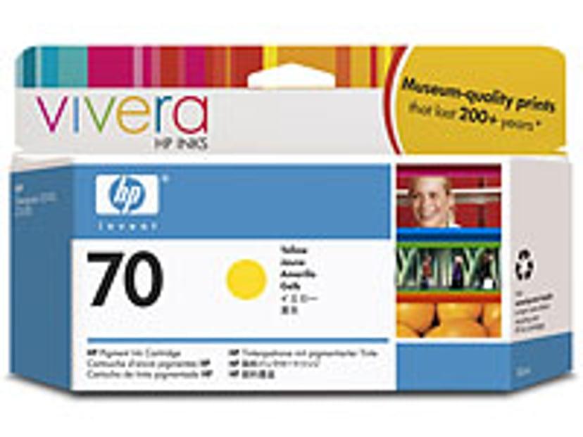 HP Inkt Geel No.70 - DJ Z2100