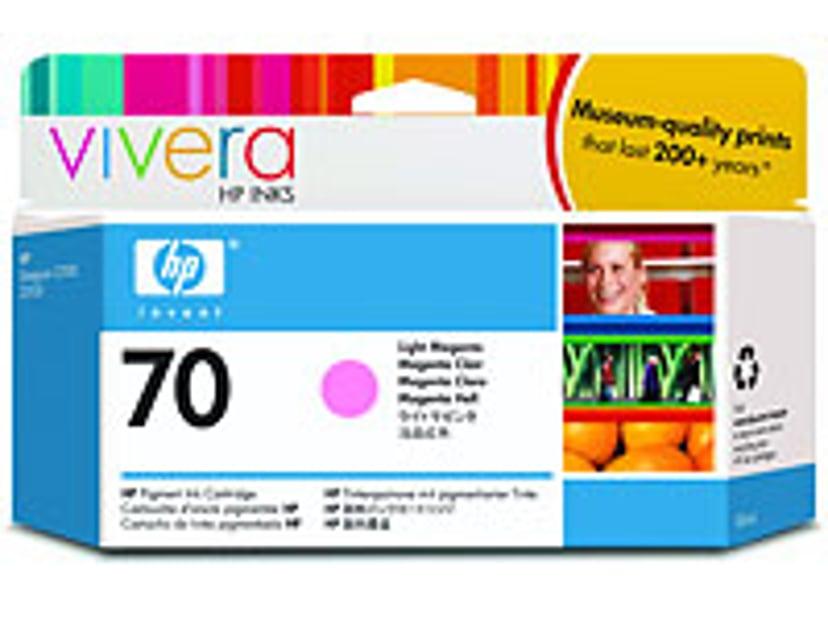 HP Muste Kevyt Magenta No.70 - DJ Z2100