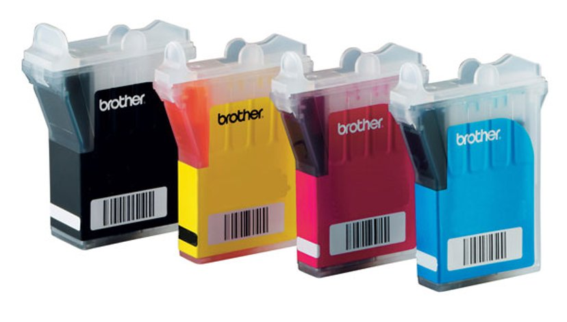 Brother Blekk Cyan 400 Pages - DCP-540CN
